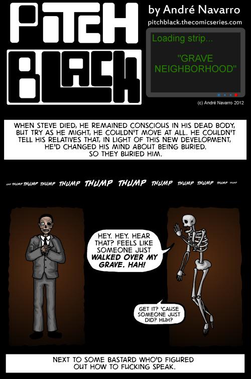 Grave Neighborhood