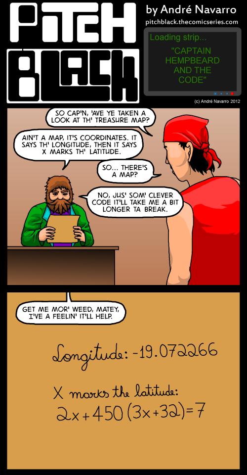 Captain Hempbeard and the Code