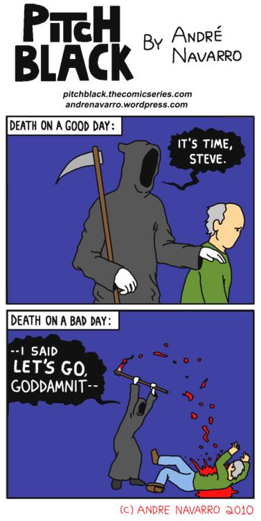 Bipolar Reaper