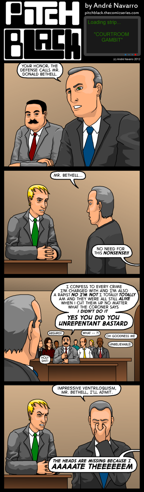 Courtroom Gambit