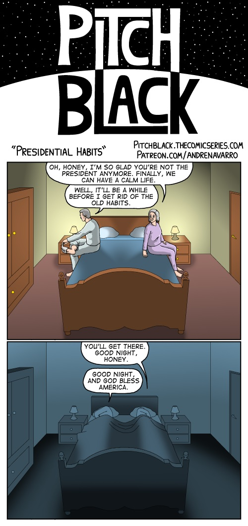 Presidential Habits